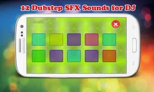 ダブステップFXパーティーミックス DJのApp