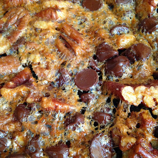 Chocolate Pecan Pie a.k.a. Derby Pie