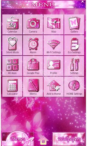 Wallpaper Cosmic Butterflies 1.6 Windows u7528 2