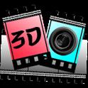 3D Snap logo