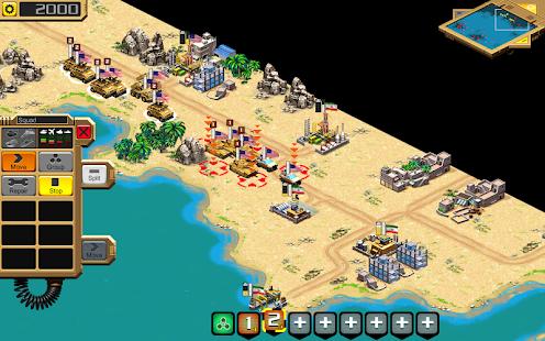 Desert Stormfront LITE - RTS Screenshot 37