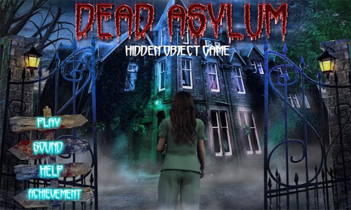 Dead Asylum Free Hidden Object