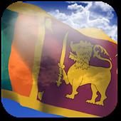 3D Sri Lanka Flag LWP +