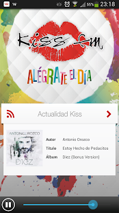 Kiss FM 音樂 App-愛順發玩APP