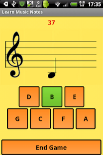 Learn Music Notes - screenshot thumbnail