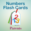 FlashCards Numbers by Parents logo