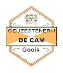 Logo of De Cam Guezestekerij Oude Lambiek 2012