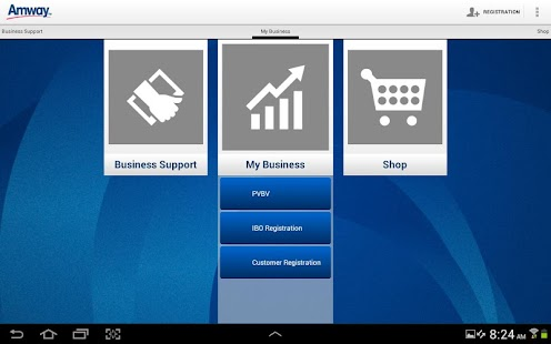 Amway™ Business App - screenshot thumbnail