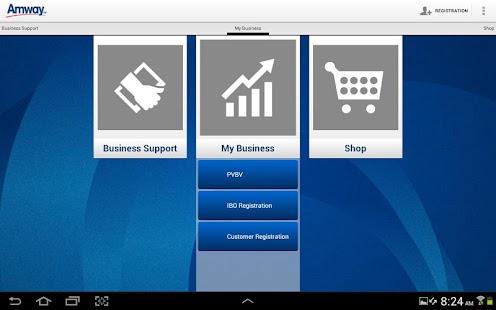 Amway™ Business App - screenshot thumbnail