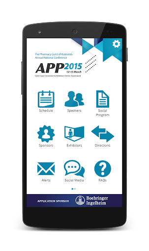 APP 2015 Conference