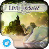 Live Jigsaw: Fairytale Kingdom