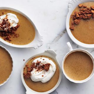 Bourbon-Butterscotch Pudding