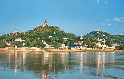 Irawaddy-River-Myanmar - Myanmar's main river, the Ayeyarwady (or Irrawaddy) flows for 1,350 miles. Set sail on a voyage of discovery across Myanmar aboard AmaWaterways' luxury river cruise ship the AmaPura.