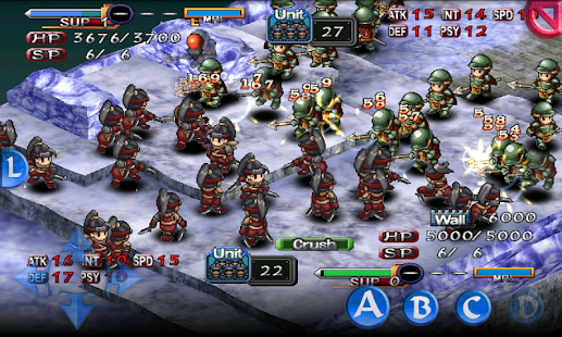 SRPG Generation of Chaos Screenshot 23