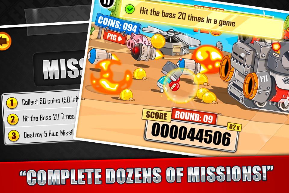 Endless Boss Fight - screenshot