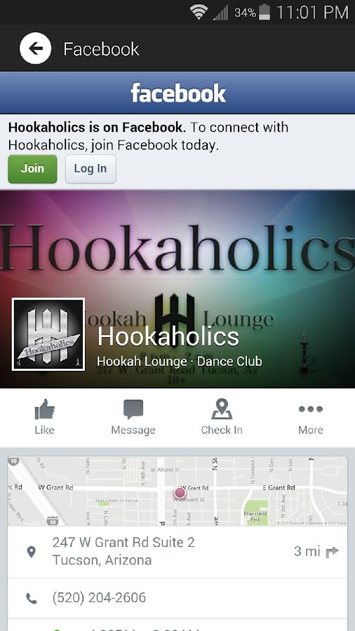 Hookaholics- screenshot