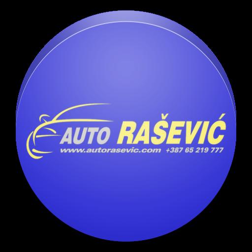 Auto Rasevic LOGO-APP點子