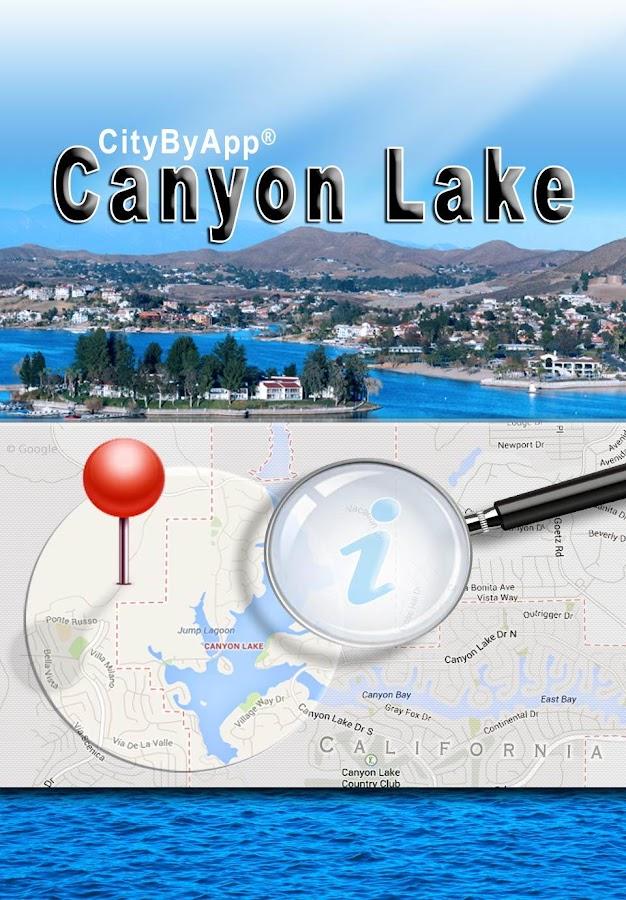 CityByApp® Canyon Lake! - screenshot