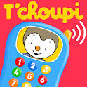 Téléphone avec T'choupi