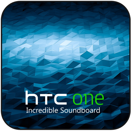 HTC One Incredible Soundboard LOGO-APP點子