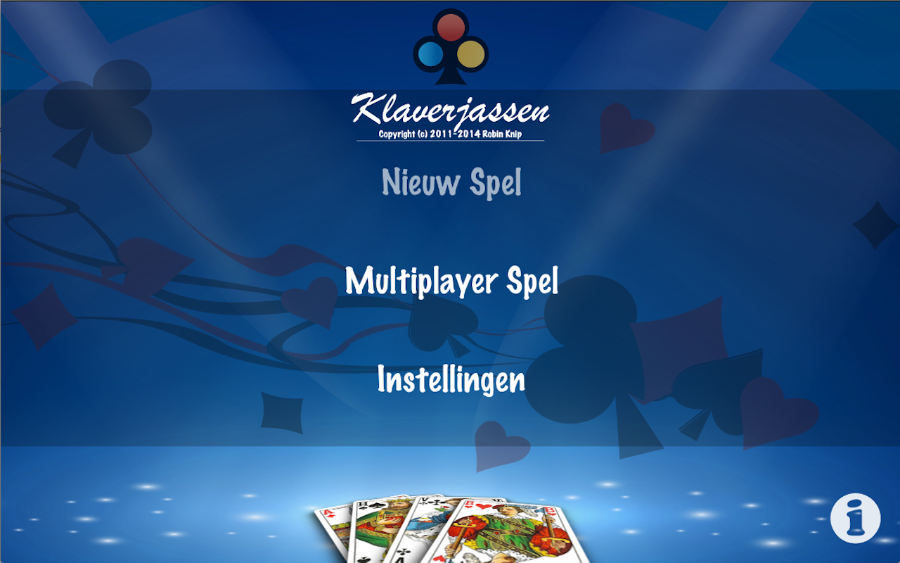 Klaverjas HD Free- screenshot