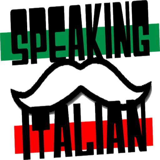 Speaking Italian LOGO-APP點子