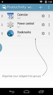 flippr - flip widgets anywhere - screenshot thumbnail