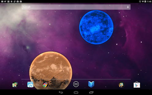 Planets in universe wallpaper - Apps on Google Play