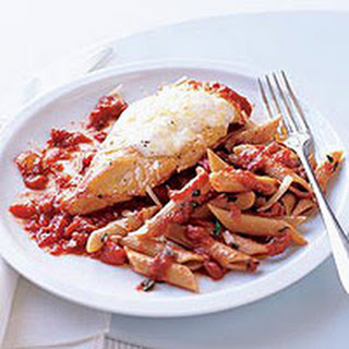 Slim Chicken Parmesan.