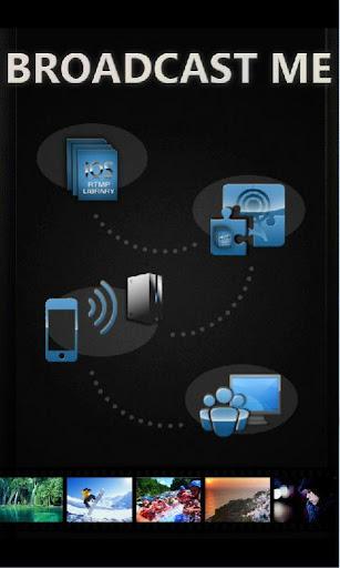 【免費媒體與影片App】Broadcast Me-APP點子