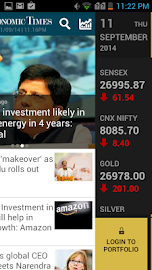 The Economic Times News Screenshot 11