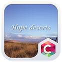 HOPE DESERT C LAUNCHER THEME icon