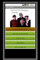 Screenshot of Father Ted Favorite Sounds