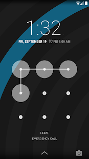 Sky Blue - PA/CM11 Theme - screenshot thumbnail