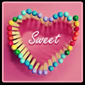 Sweet Love Heart Theme