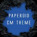 Paper CM11/CM10/AOKP theme icon