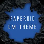 Paper CM11/CM10/AOKP theme