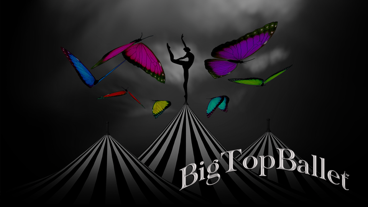 Big Top Ballet - screenshot