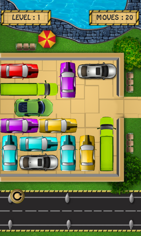 Unblock Your Car- screenshot