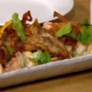 Roast Jerk Salmon With Sweet Potato Salad