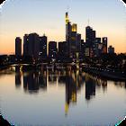 Frankfurt Main Skyline icon