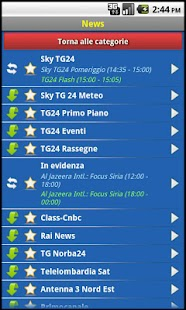 EasySky Guida TV- screenshot thumbnail