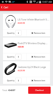 My Verizon Mobile Nexus - screenshot thumbnail