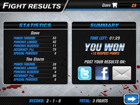 Hockey Fight Lite 1.67 screenshot 99338