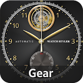 Watch Face Gear - Classic3