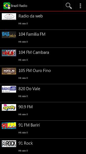 Brazil Radio - Rádio Brasil