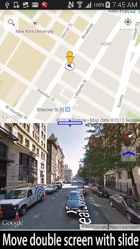 街景地图加 Street View plus