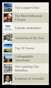 World Travel Lists - AUSTRALIA screenshot 9