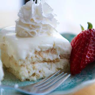 Lemon No-Bake Icebox Cake.