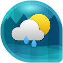 Weather & Clock Widget Android icon